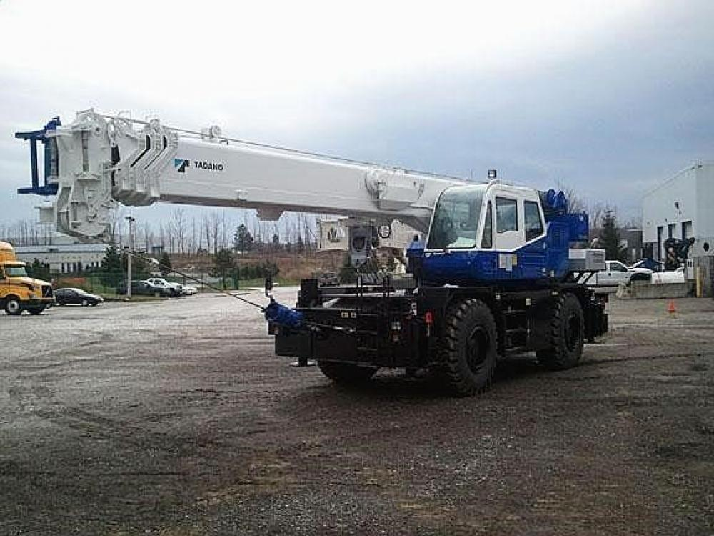 Detail photo of 2019 Tadano GR-350XL-2 from Construction Equipment Guide