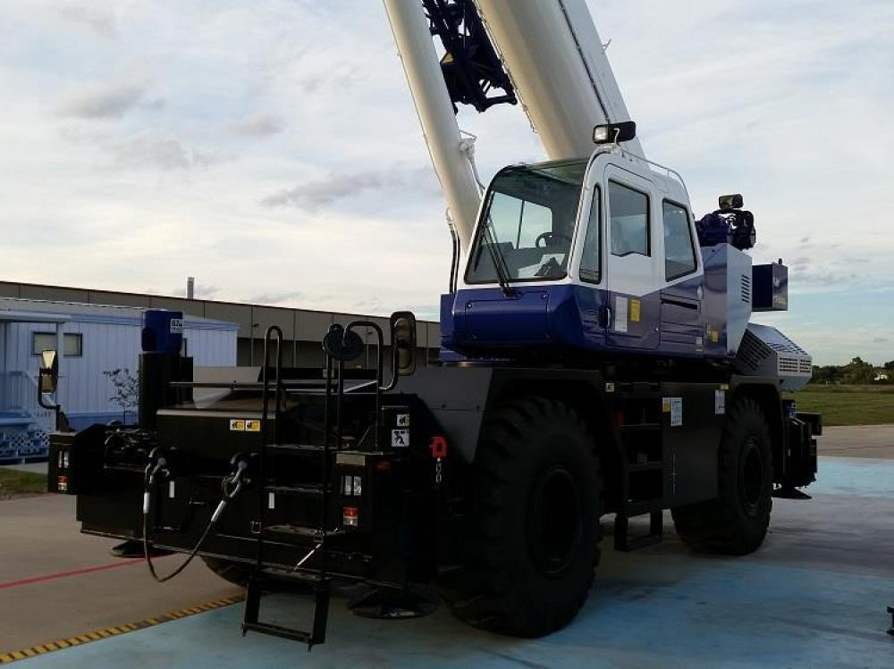 Detail photo of 2019 Tadano GR-550XL-2 from Construction Equipment Guide