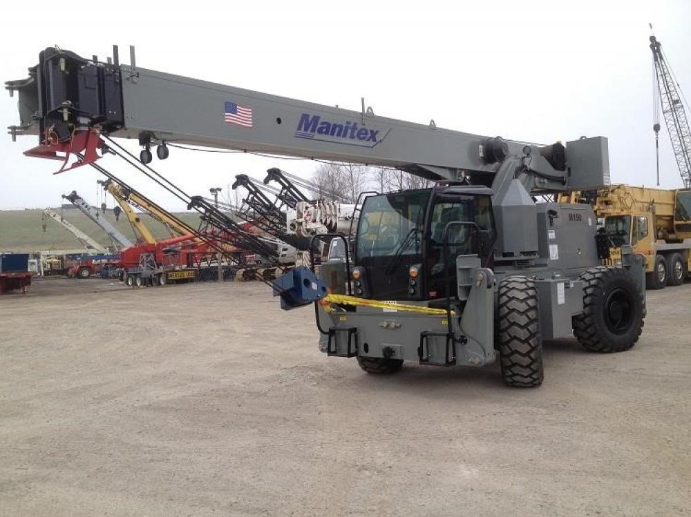 Detail photo of 2019 Manitex M150 from Construction Equipment Guide
