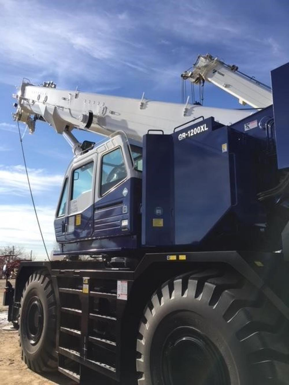 Detail photo of 2019 Tadano GR-1200XL from Construction Equipment Guide