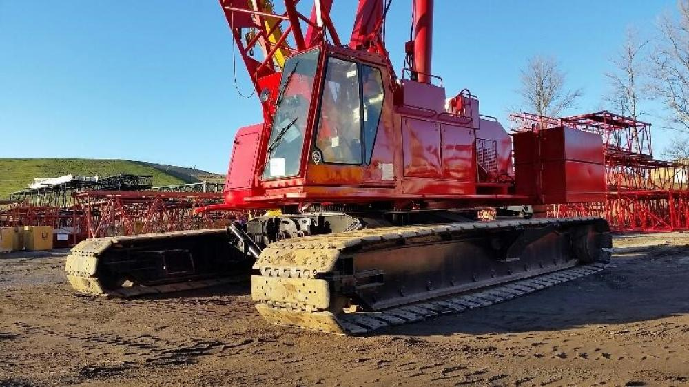 Detail photo of 2000 Manitowoc 777 II from Construction Equipment Guide