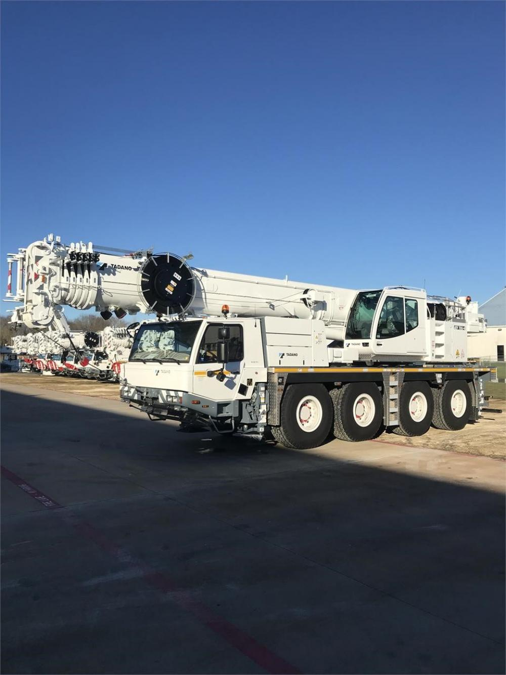 Detail photo of 2019 Tadano ATF-70G-4 from Construction Equipment Guide
