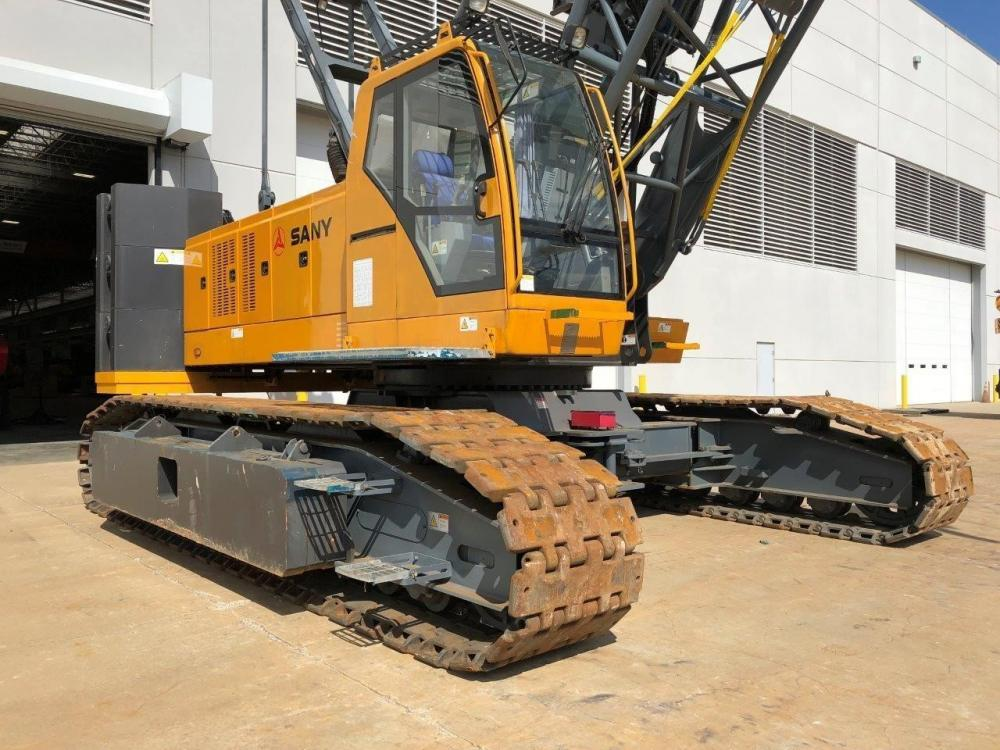 Detail photo of 2012 Sany SCC8100 from Construction Equipment Guide