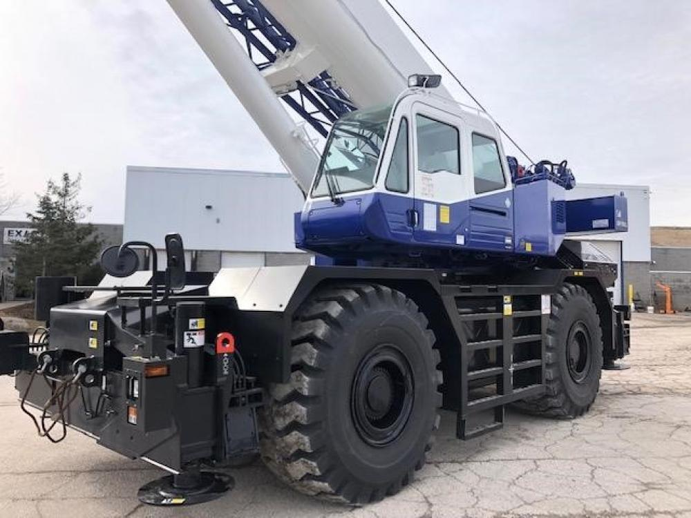 Detail photo of 2019 Tadano GR-750XL from Construction Equipment Guide