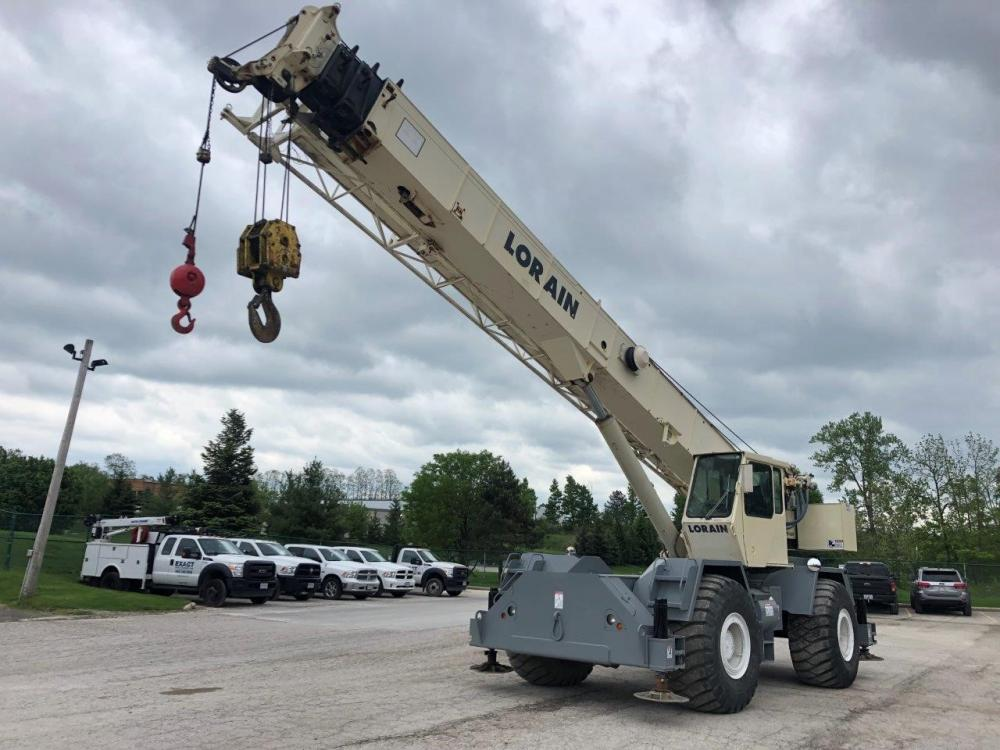 Detail photo of 1996 Terex RT450 from Construction Equipment Guide