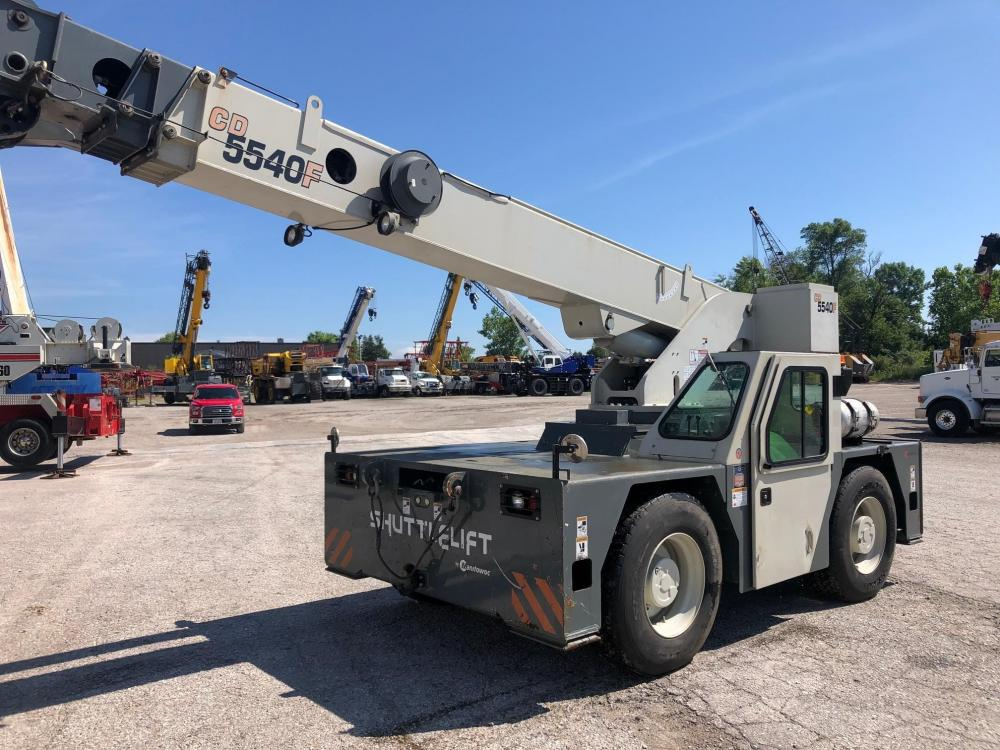 Detail photo of 2015 Shuttlelift 5540F from Construction Equipment Guide