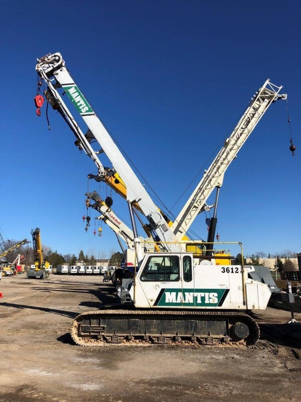 Detail photo of 1999 Mantis 3612 from Construction Equipment Guide