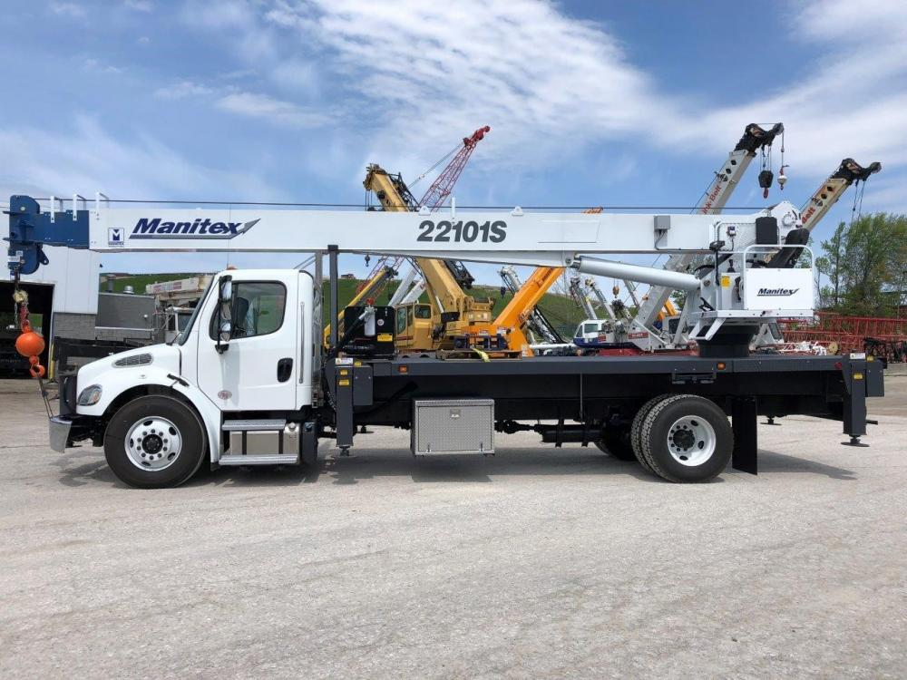 Detail photo of 2019 Manitex 22101S from Construction Equipment Guide