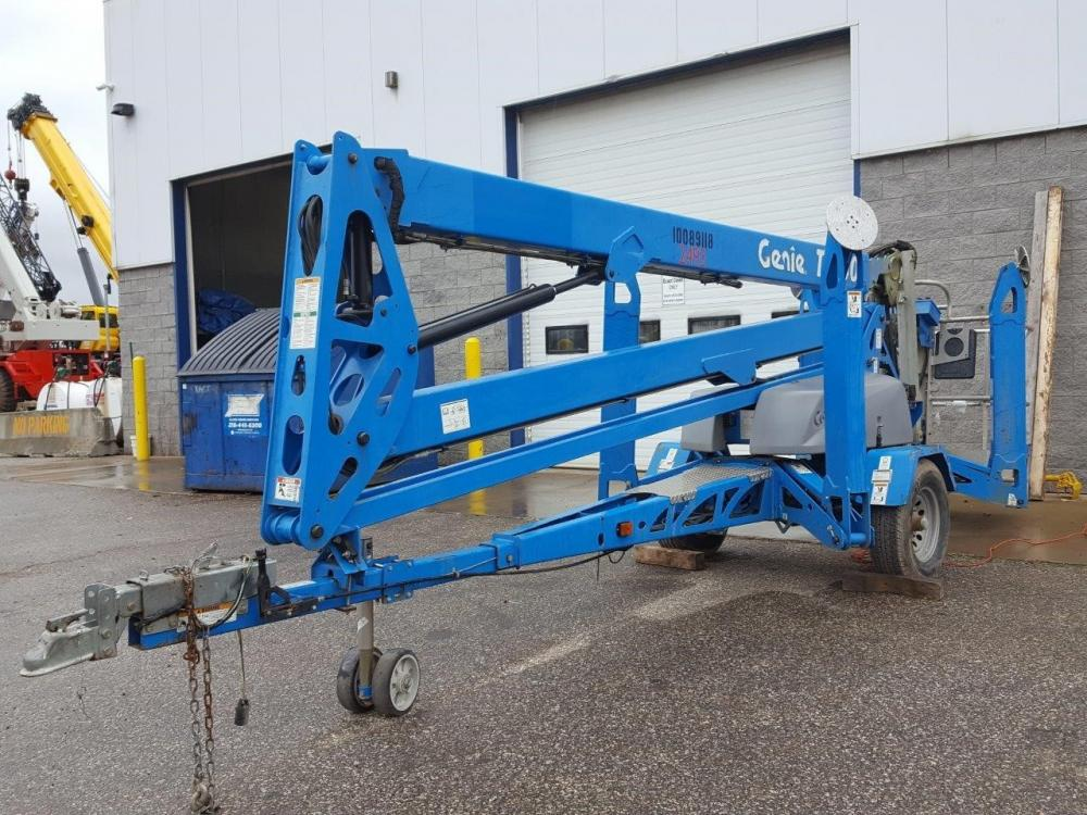 Detail photo of 2012 Genie TMZ-50 from Construction Equipment Guide