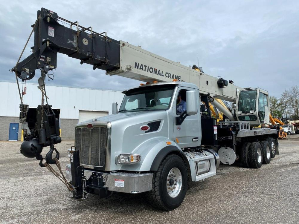 Detail photo of 2018 National NBT40-1 from Construction Equipment Guide