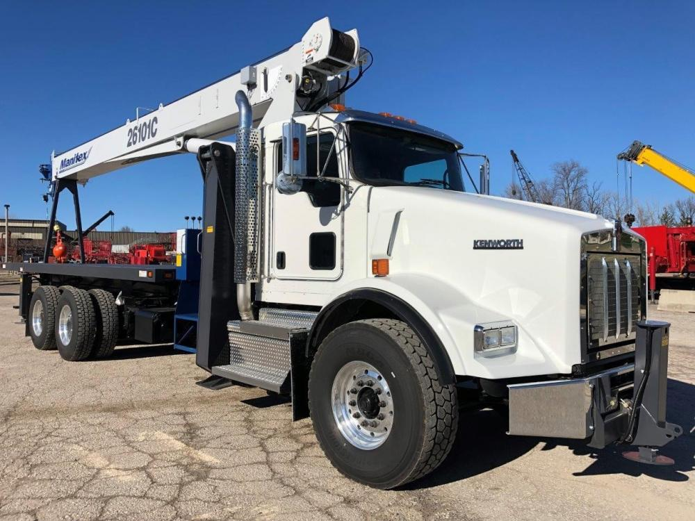 Detail photo of 2019 Manitex 26101C from Construction Equipment Guide
