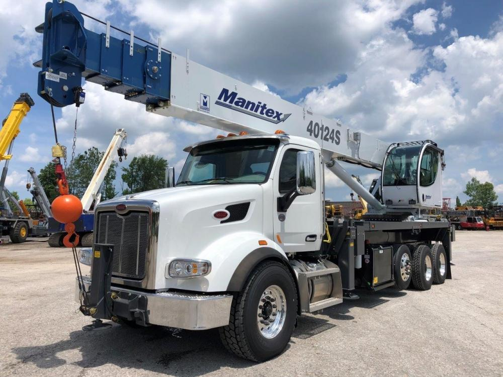 Detail photo of 2019 Manitex 40124S from Construction Equipment Guide