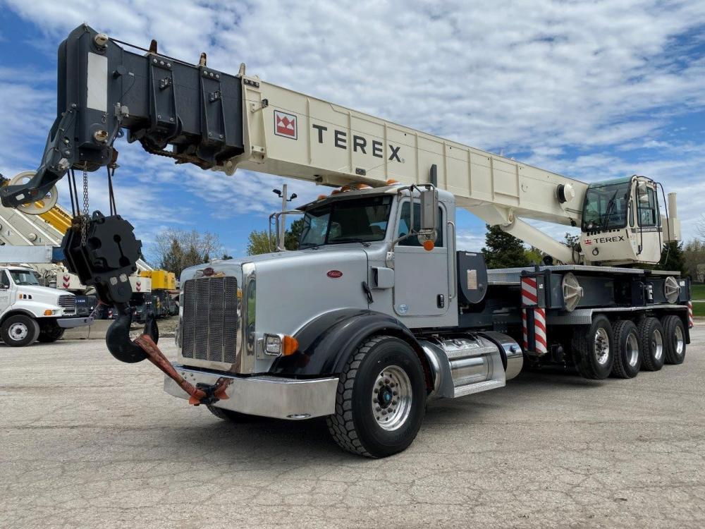 Detail photo of 2013 Terex CROSSOVER 6000 from Construction Equipment Guide