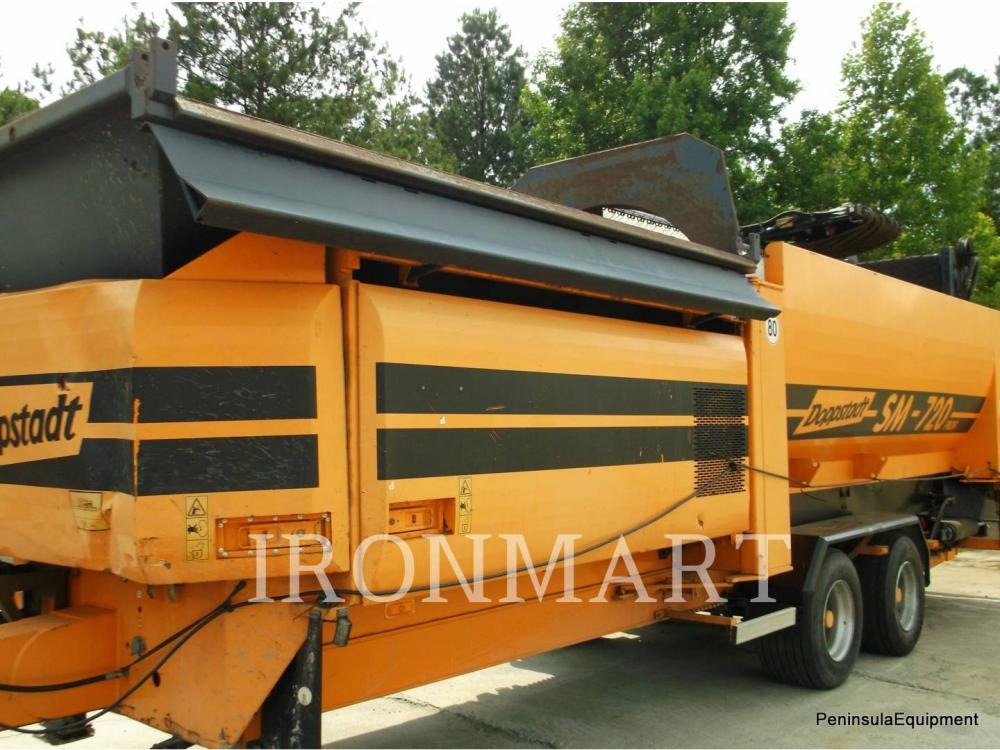 Detail photo of 2008 Doppstadt SM 720 from Construction Equipment Guide