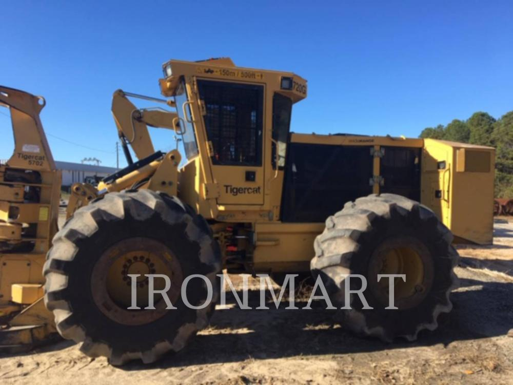 Detail photo of 2016 Tigercat 720G from Construction Equipment Guide