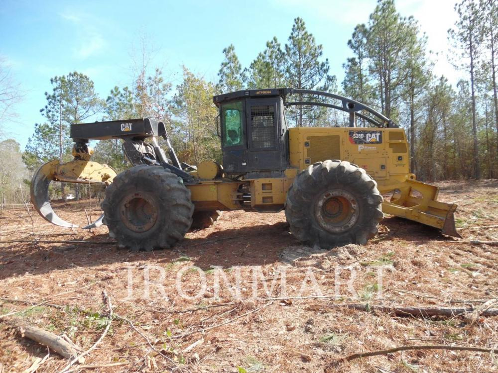 Detail photo of 2016 Caterpillar 535D from Construction Equipment Guide