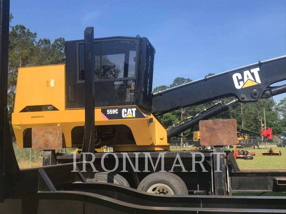 Detail photo of 2015 Caterpillar 559C from Construction Equipment Guide