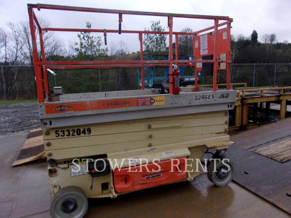Detail photo of 2008 JLG 3246E from Construction Equipment Guide