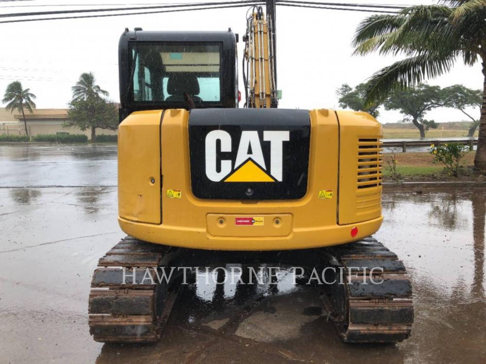 Detail photo of 2014 Caterpillar 308E from Construction Equipment Guide