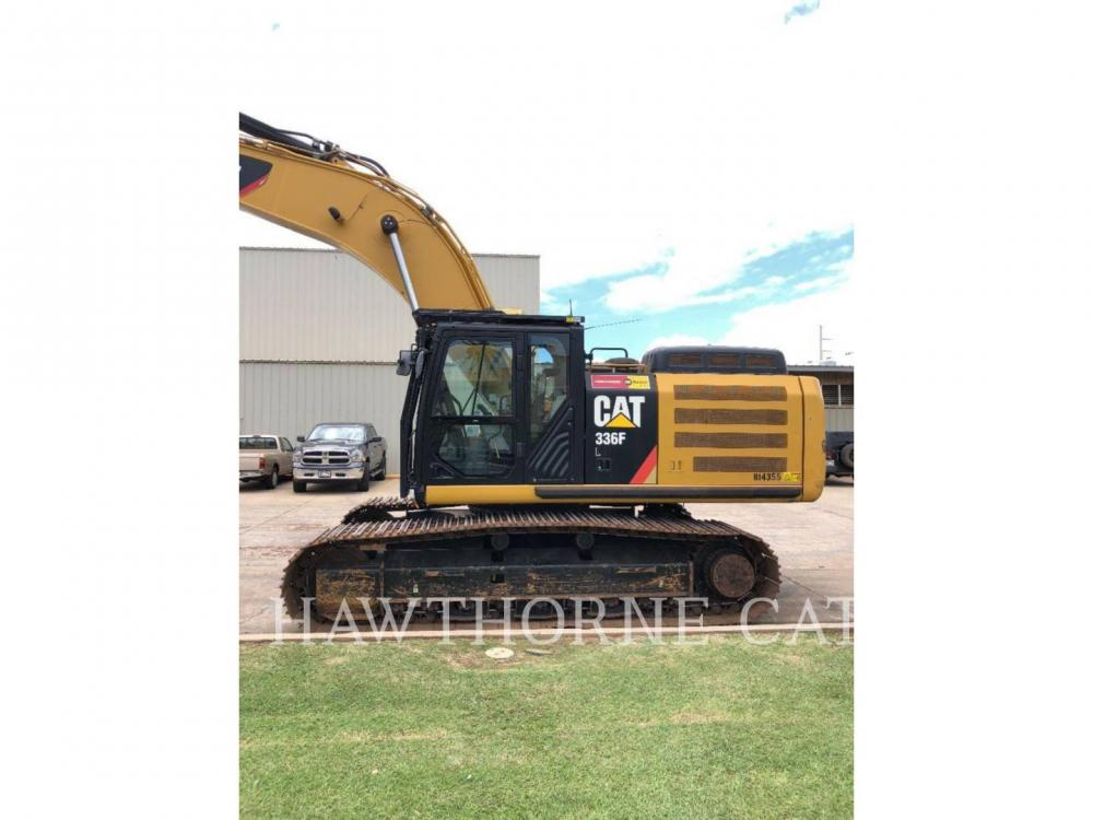 Detail photo of 2014 Caterpillar 336F from Construction Equipment Guide