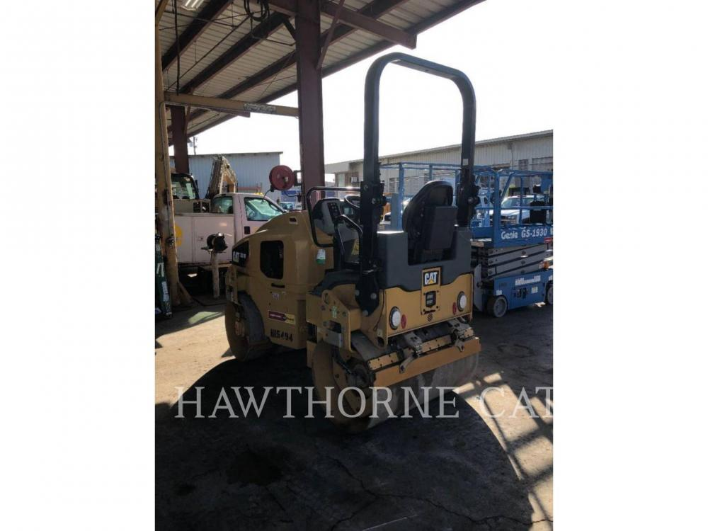 Detail photo of 2016 Caterpillar CB24B from Construction Equipment Guide