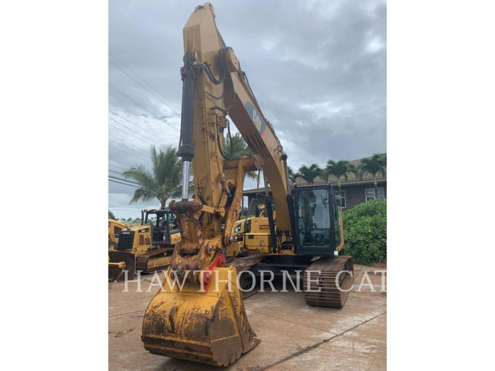 Detail photo of 2015 Caterpillar 323F from Construction Equipment Guide