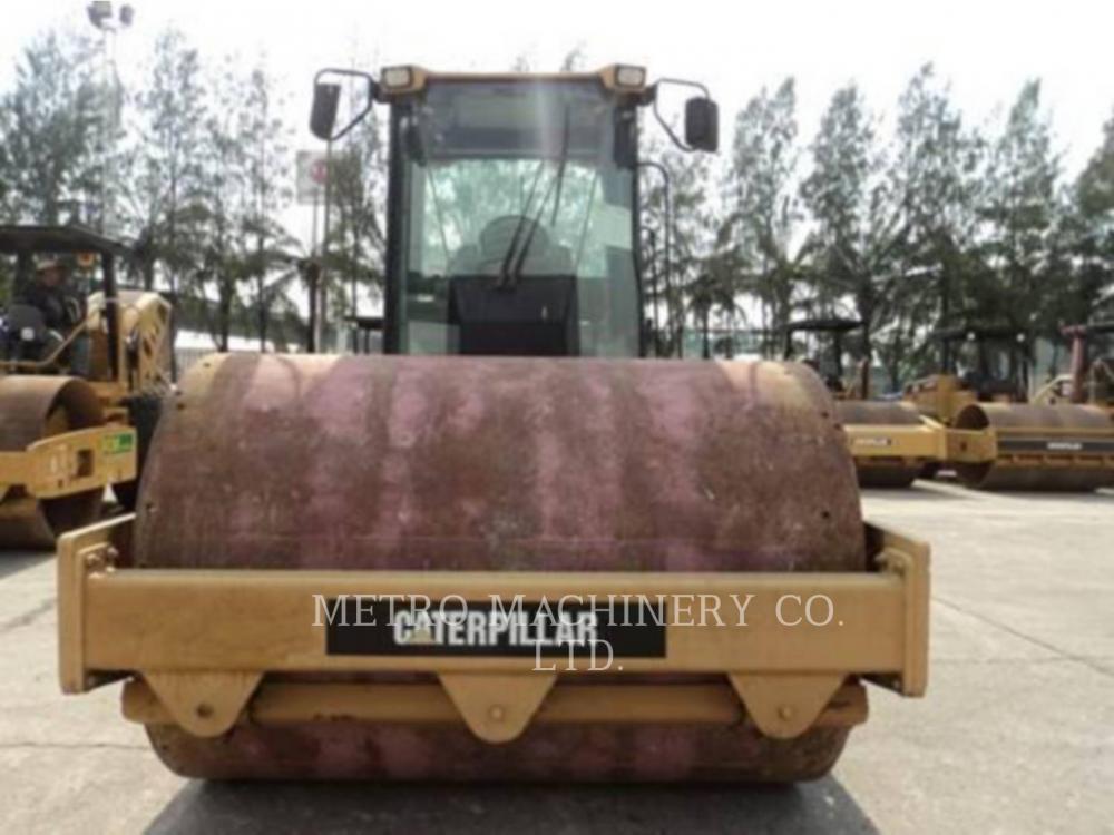 Detail photo of 2001 Caterpillar CS563D from Construction Equipment Guide