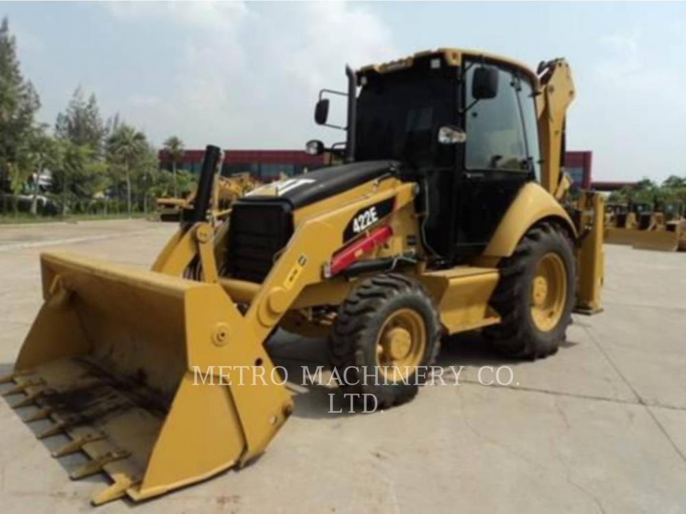 Detail photo of 2005 Caterpillar 424D from Construction Equipment Guide