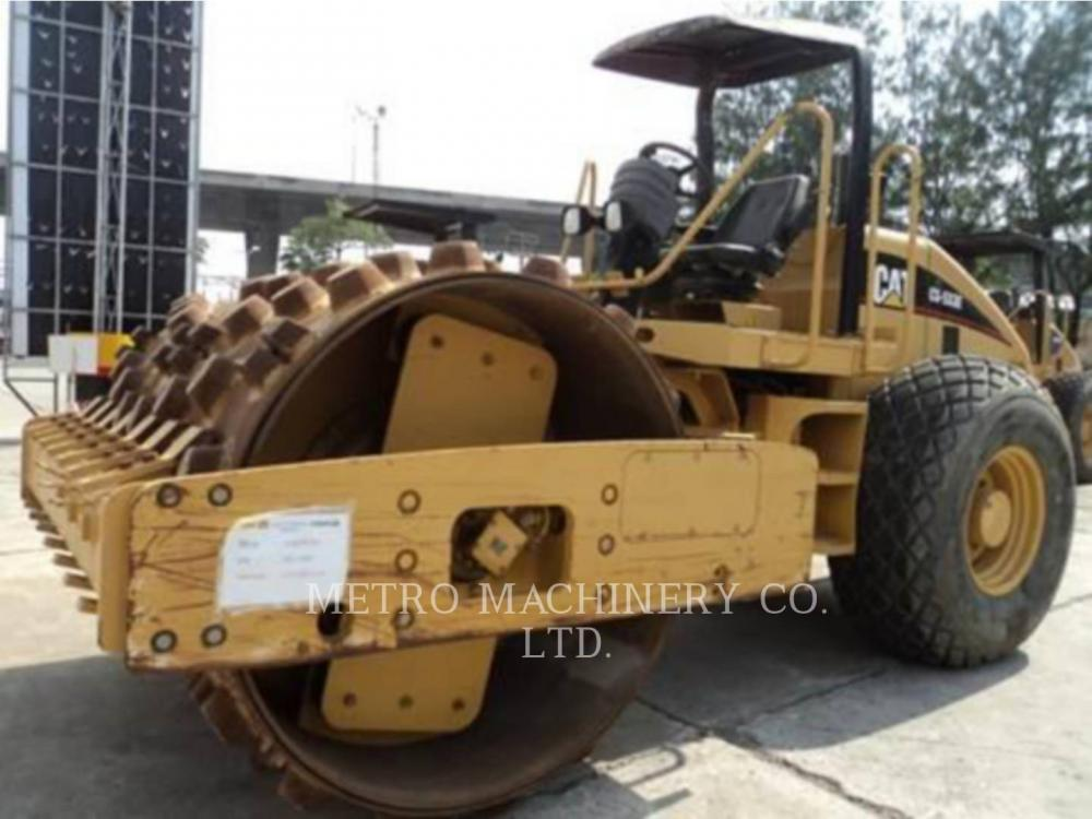 Detail photo of 2007 Caterpillar CP533E from Construction Equipment Guide
