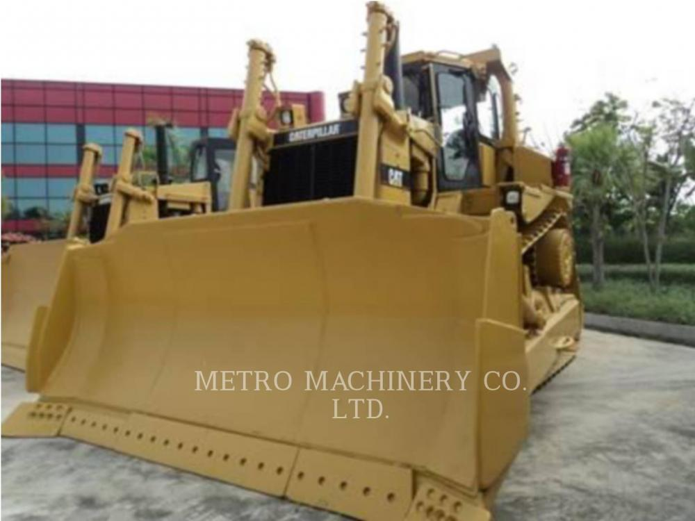 Detail photo of 1986 Caterpillar D8L from Construction Equipment Guide