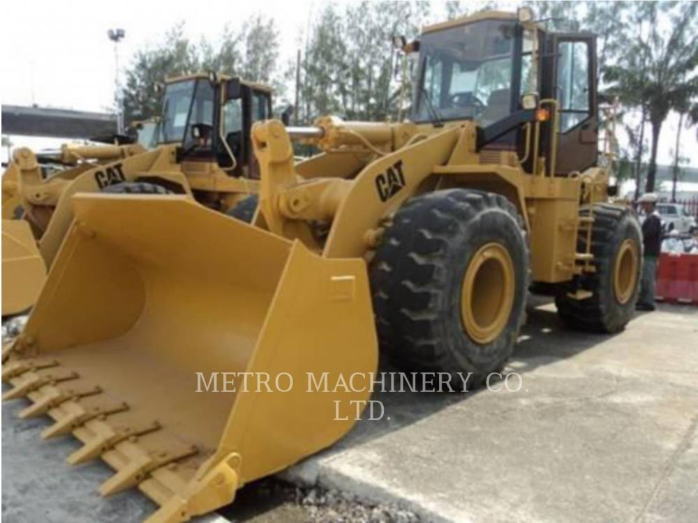 Detail photo of 1998 Caterpillar 950F II from Construction Equipment Guide