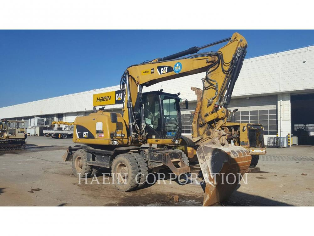Detail photo of 2012 Caterpillar M313D from Construction Equipment Guide
