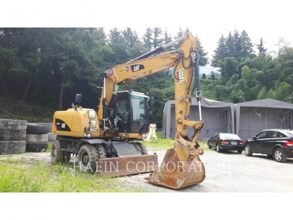 Detail photo of 2014 Caterpillar M315D2 from Construction Equipment Guide