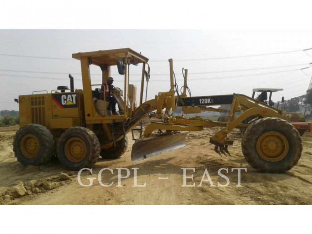 Detail photo of 2015 Caterpillar 120K from Construction Equipment Guide