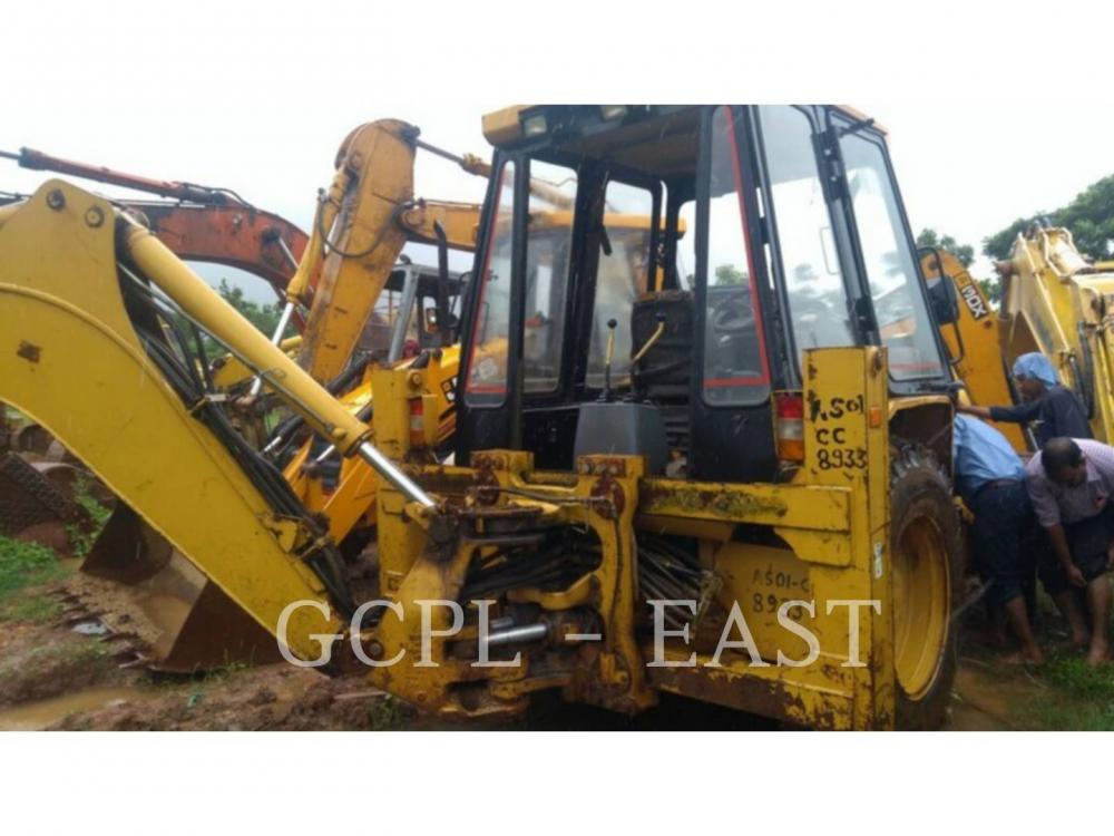Detail photo of 2010 Caterpillar 424B from Construction Equipment Guide