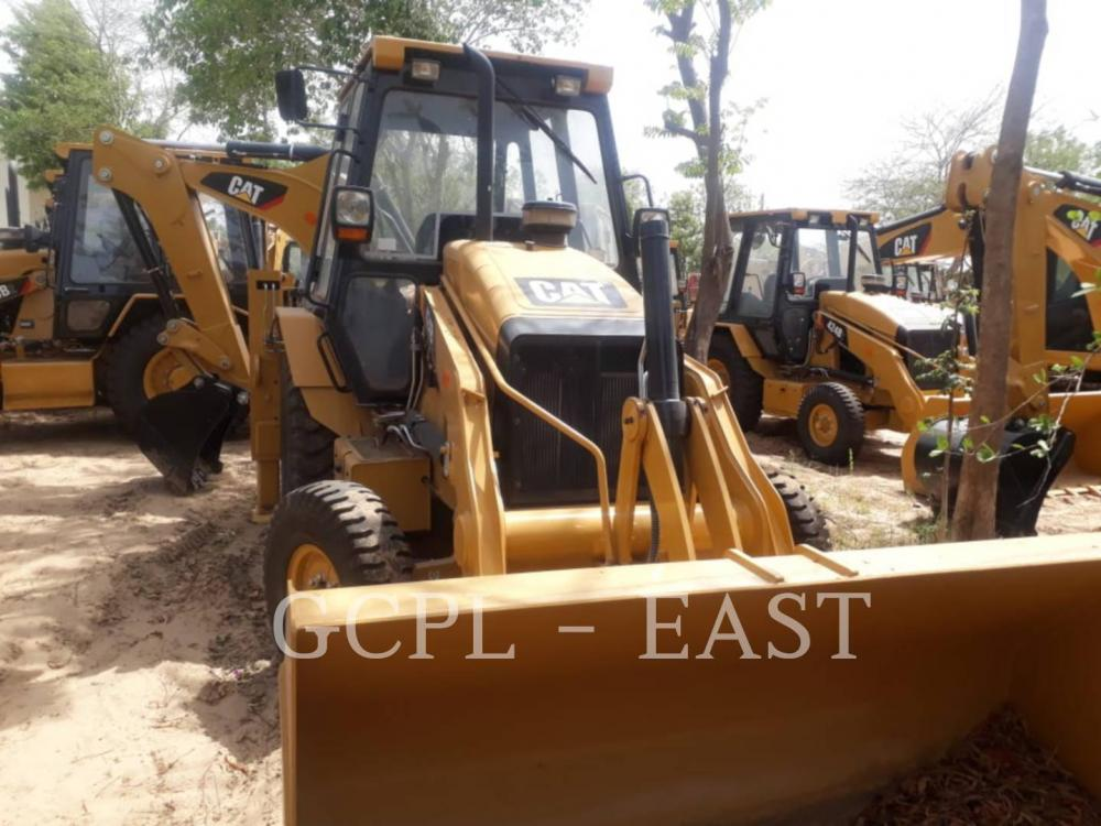 Detail photo of 2018 Caterpillar 424B from Construction Equipment Guide