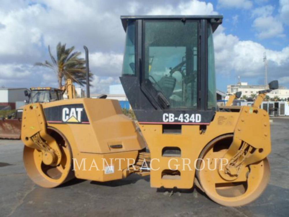 Detail photo of 2007 Caterpillar CB434D from Construction Equipment Guide