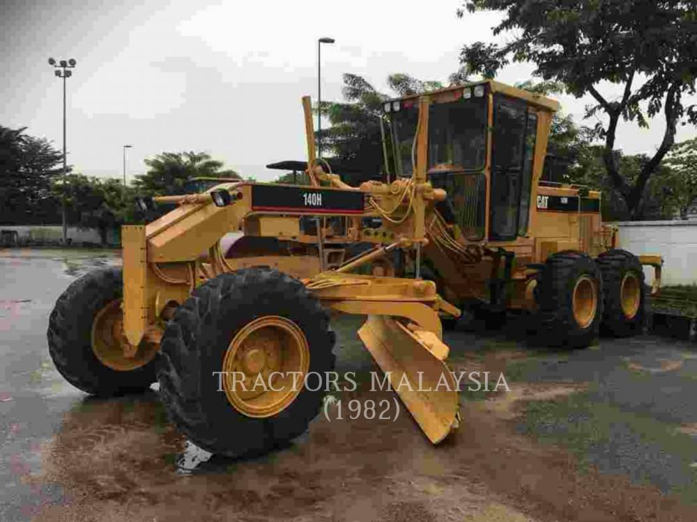 Detail photo of 1998 Caterpillar 140H from Construction Equipment Guide