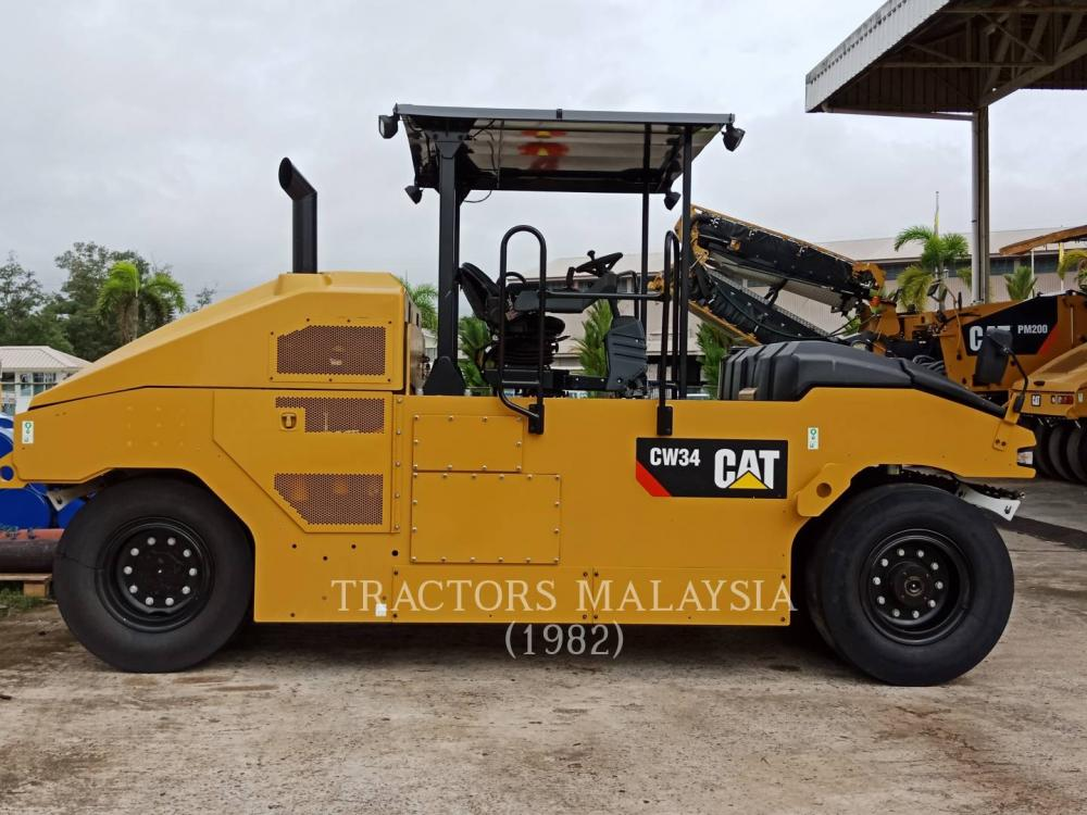Detail photo of 2016 Caterpillar CW34 from Construction Equipment Guide