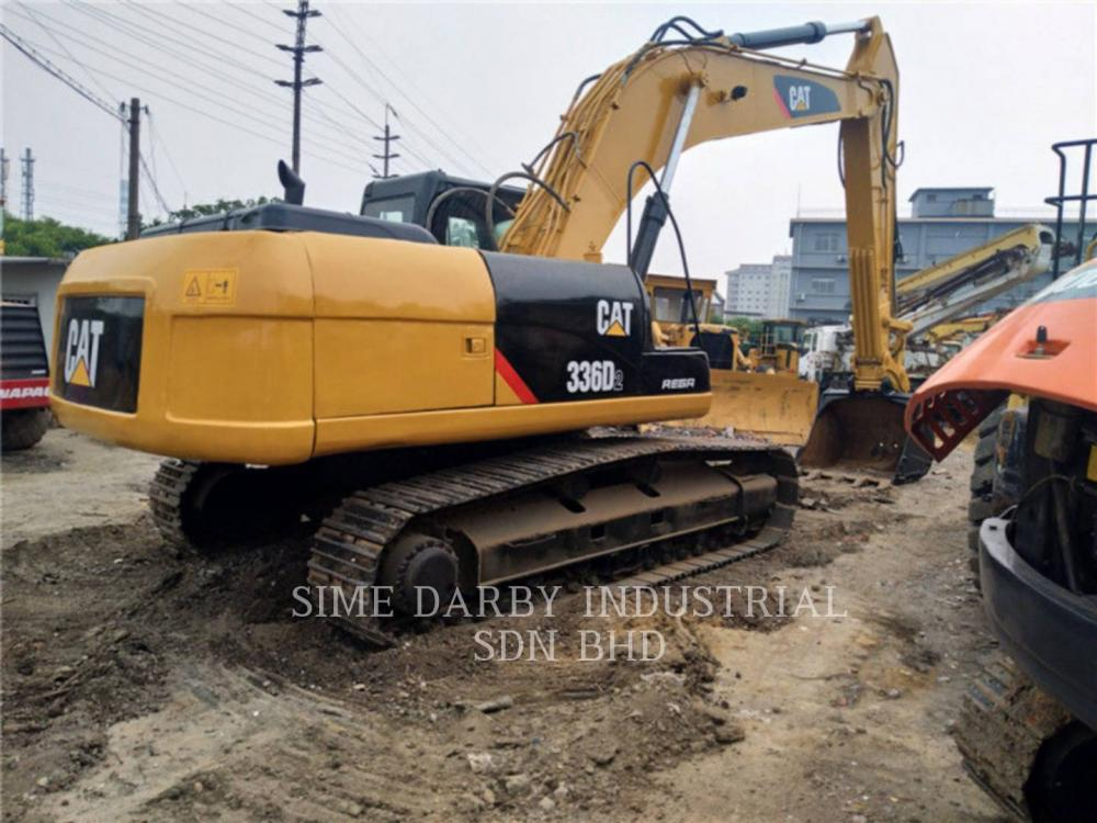 Detail photo of 2016 Caterpillar 336D2L from Construction Equipment Guide