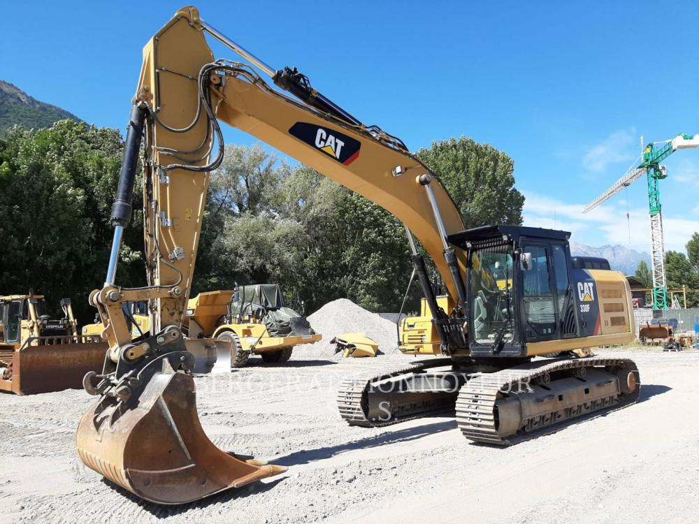 Detail photo of 2016 Caterpillar 330F from Construction Equipment Guide