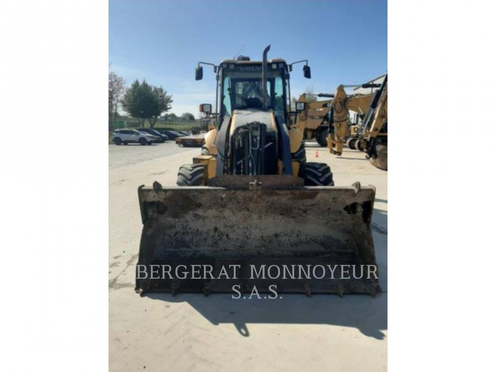 Detail photo of 2006 Volvo BL71 from Construction Equipment Guide