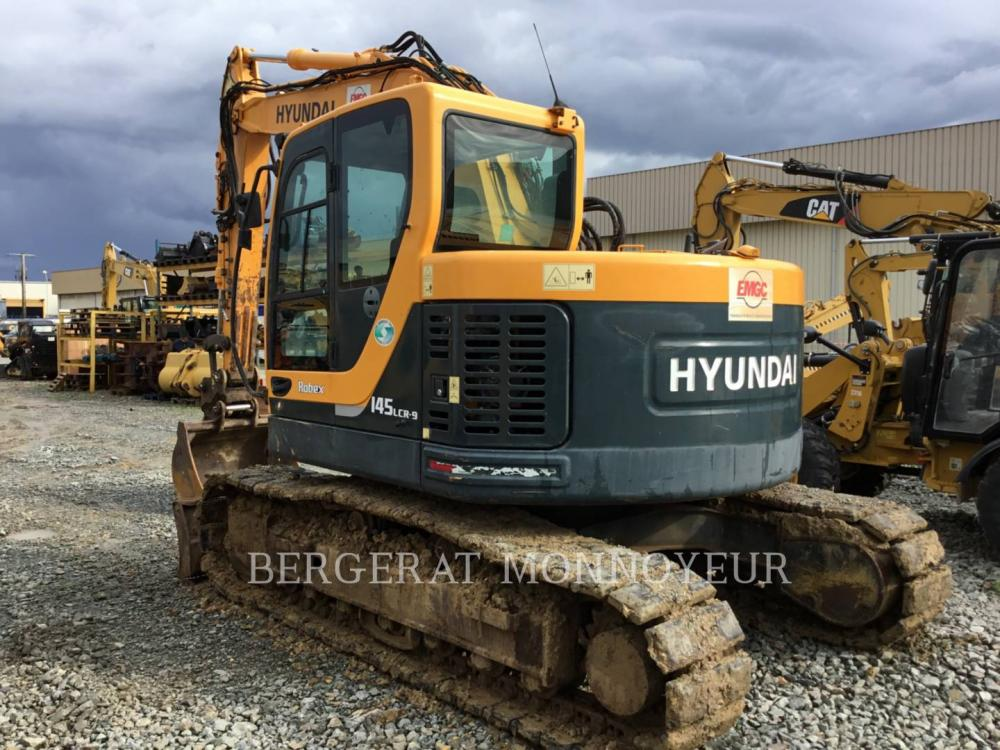 Detail photo of 2012 Hyundai HX145LCR from Construction Equipment Guide