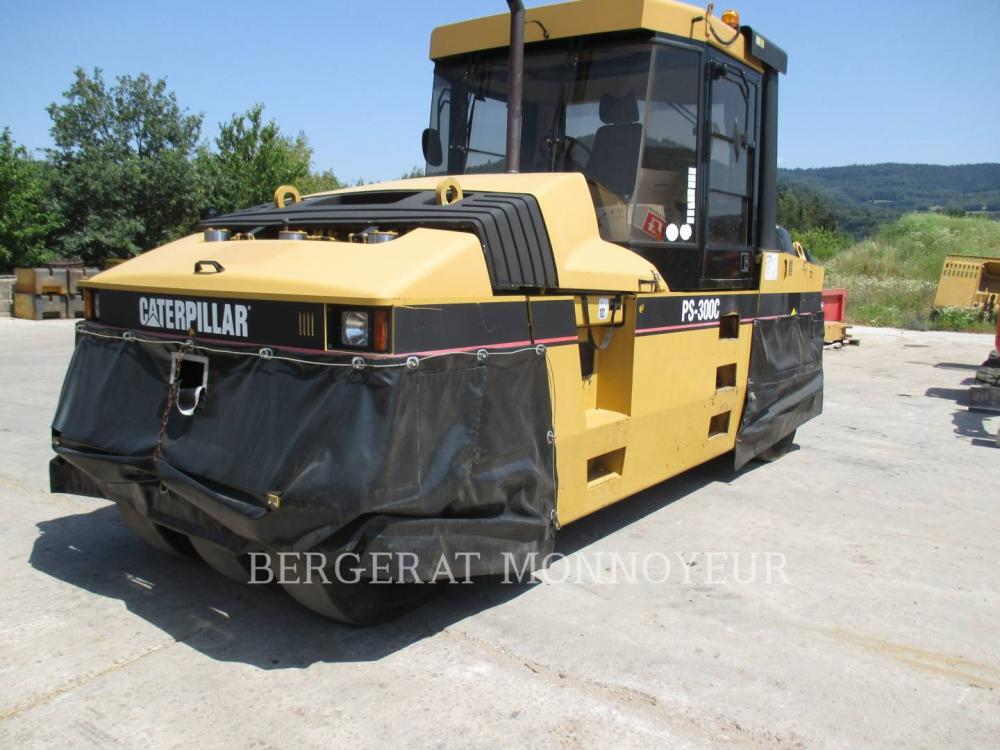 Detail photo of 2007 Caterpillar PS300C from Construction Equipment Guide