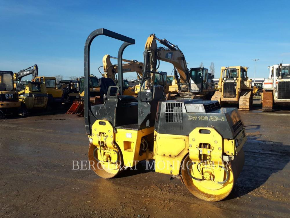 Detail photo of 2003 Bomag BW 100 from Construction Equipment Guide