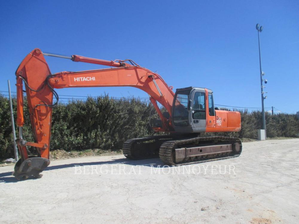 Detail photo of 2005 Hitachi ZX280 from Construction Equipment Guide
