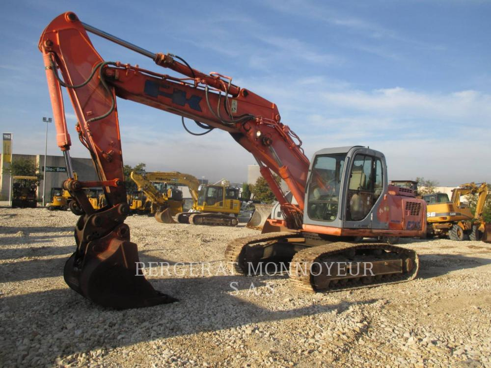 Detail photo of 2003 Kobelco E215 from Construction Equipment Guide