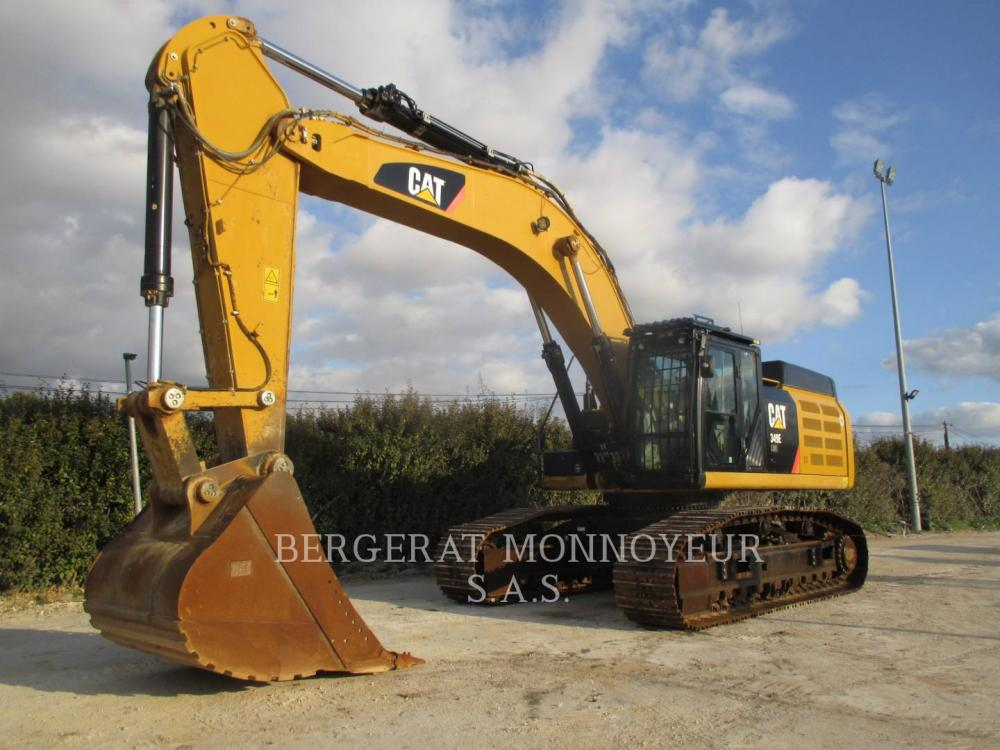 Detail photo of 2012 Caterpillar 349EL from Construction Equipment Guide