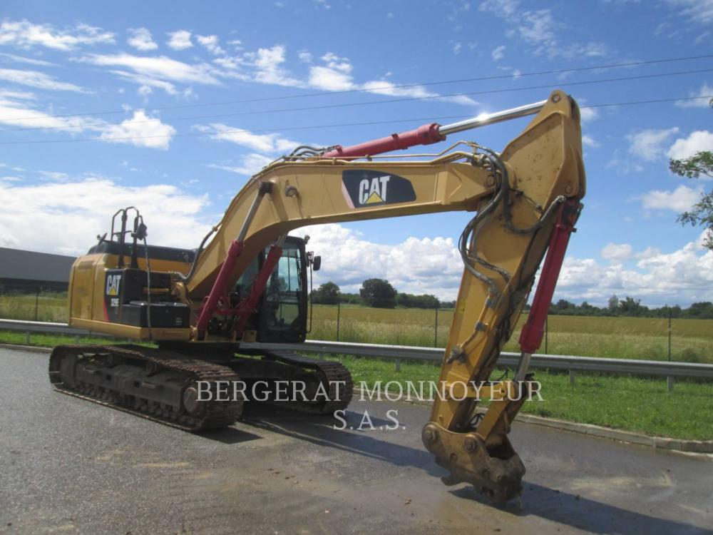 Detail photo of 2011 Caterpillar 329E from Construction Equipment Guide