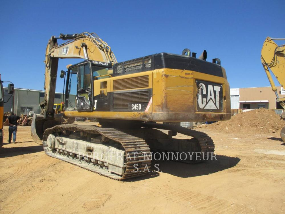 Detail photo of 2008 Caterpillar 345D from Construction Equipment Guide